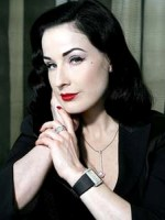 Dita-Von-Teese102 Celebrity Endorsement