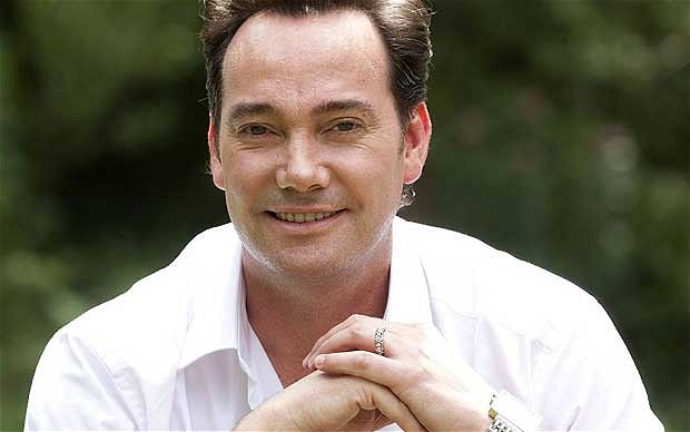 Craig Revel Horwood2 Celebrity Endorsement