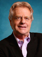 Jerry Springer Celebrity Endorsement