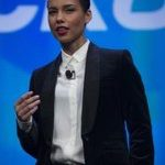 Alicia Keys named as Blackberry Creative Director